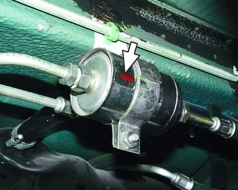 Установка топливного насоса форд куга