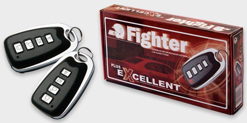Бюджетные сигнализации Fighter: положительные и отрицательные стороны