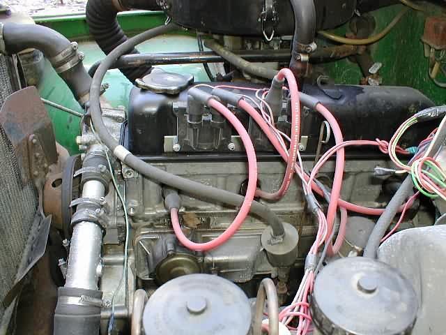 Система зажигания газ 53