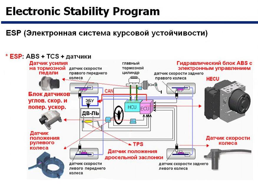 Схема функционирования разработки esp