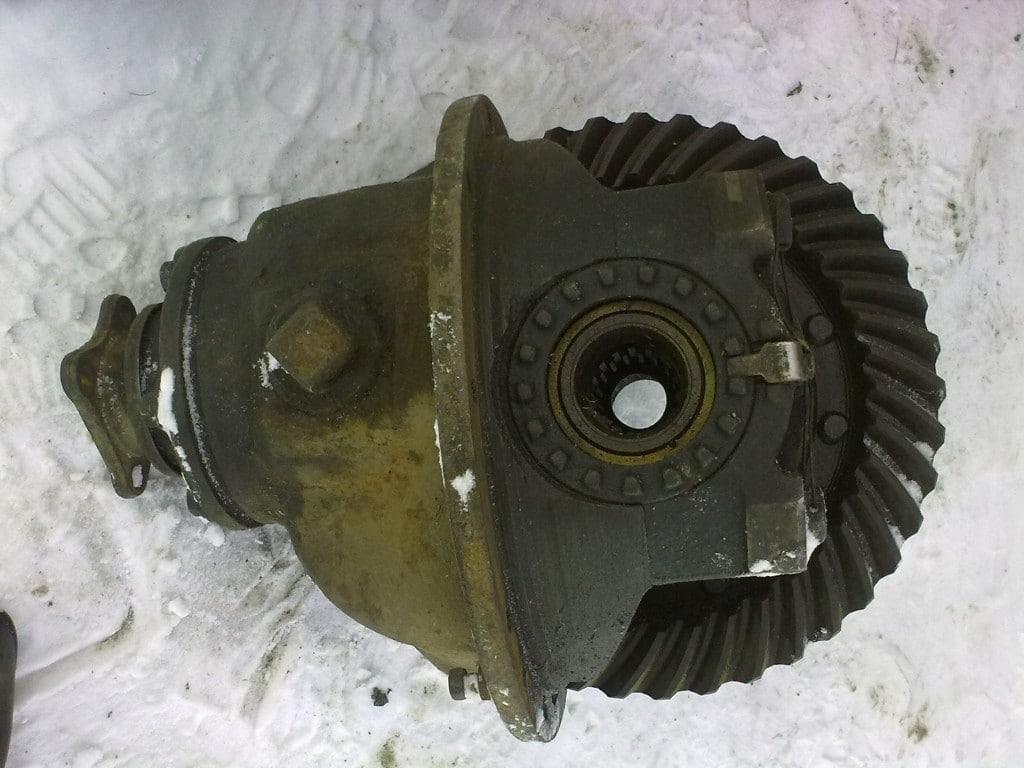 Редуктор ГАЗ 53