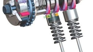 Variable valve timing and lift