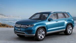 Volkswagen Atlas березовый