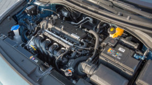 Двигатель в Хендай Солярис