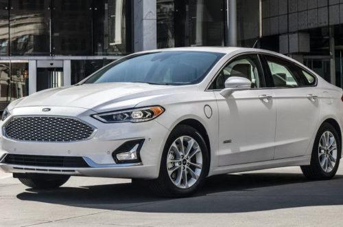 Форд Мондео 2019 года