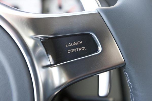 Лаунч контроль (Launch Control) в машине