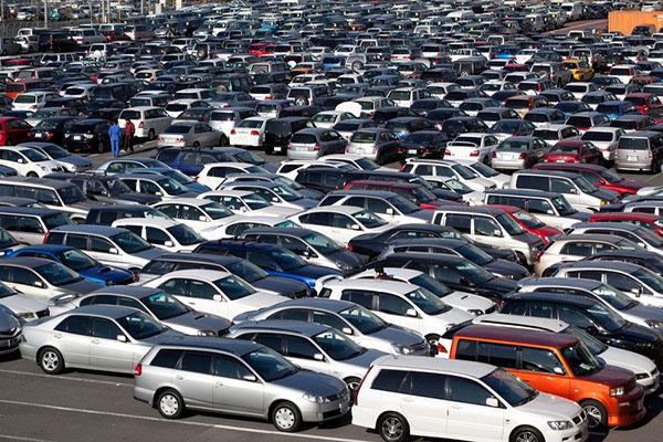 Рынок поддержанных авто