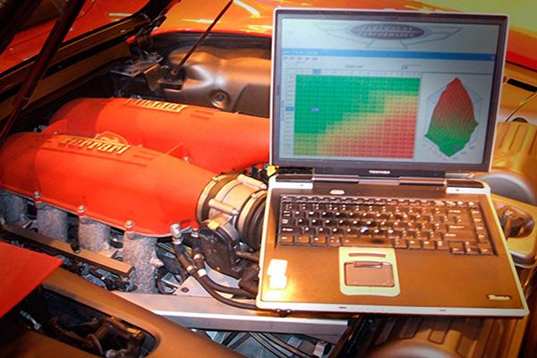 Чип тюнинг дизельного двигателя