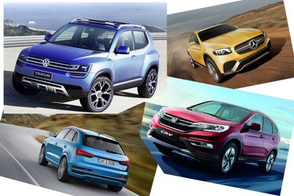 Автомобили повышенной проходимости с высоким клиренсом