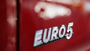 Топливо euro 5