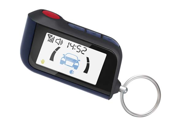 Настройка брелка автосигнализации СтарЛайн