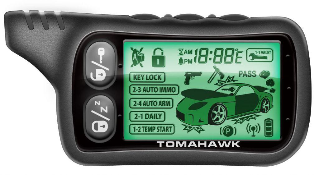 автосигнализация Tomahawk