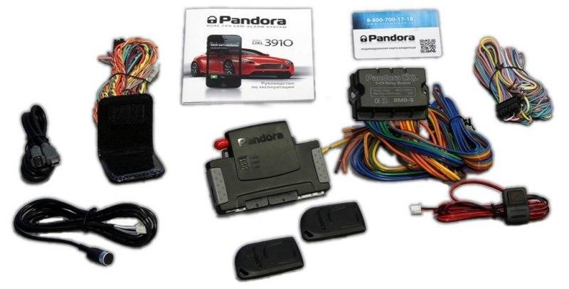 Pandora DXL3910